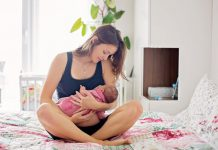 Best Breastfeeding Positions To Ease Your Nursing